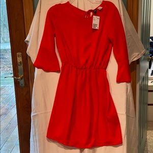 Super cute H&M red dress